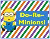 Do-Re-Minions!!