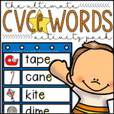 Do You Hear What I Hear? {The Ultimate CVCE Practice Packet!}