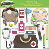 Doctor's Bag Clip Art