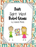Dolch Sight Word Board Games! {all 220 sight words}