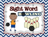 Dolch Sight Word Bowling
