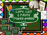 Dolch Sight Words Interactive Packet MEGA BUNDLE {PreK, K,