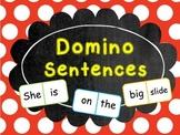 Domino Sentences