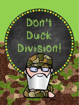 Don't Duck Division Review Game