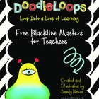 DoodleLoops Draw To Write FREEBIE
