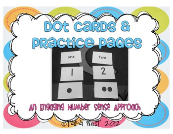 Dot Cards and Practice Pages