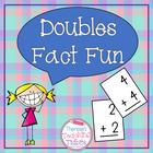 Fact Fluency - Doubles Fact Fun