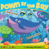 Down By the Bay - song and teaching materials