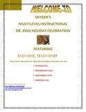 Dr. King Multilevel ESL Audio Lesson
