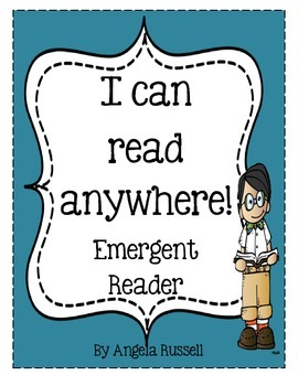 Dr. Seuss Emergent Reader ~ I Can Read Anywhere