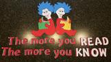 Dr. Seuss Reading Bulletin Board