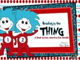Read Across America Day, Comprehension, Pronouns, Dictiona