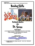 Dr. Seuss - Reading Skills