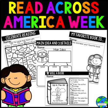 Dr. Seuss Reading, Writing and Math Packet