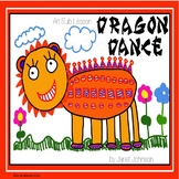 Art Sub Lesson - Dragon Dance - for Kindergarten, 1st and
