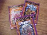Dragons of Deltora, set of 3 books