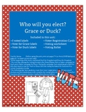 Duck or Grace for President?
