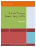 E-novel: 20,000 Leagues Under the Sea