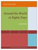 E-novel: Around the World in 80 Days