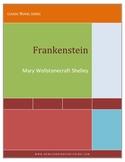 E-novel: Frankenstein