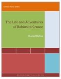 E-novel: Robinson Crusoe