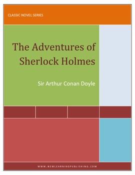E-novel: The Adventures of Sherlock Holmes