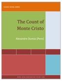 E-novel: The Count of Monte Cristo