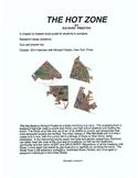 EBOLA VIRUS read The Hot Zone by R. Preston - study guide, quiz