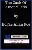 EDGAR ALLAN POE--The Cask of Amontillado--A Reading