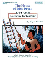 House of Dies Drear: L-I-T Guide  **Sale Price $5.48  - Re