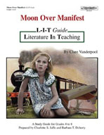 Moon Over Manifest L-I-T Guide  **Sale Price $5.48  - Regu