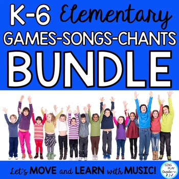 ELEMENTARY CLASSROOM BACK TO SCHOOL BUNDLE *GAMES *SONGS *