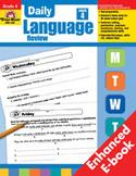 Daily Language Review: Grade 4 (Enhanced eBook)