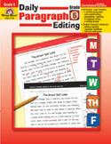 Daily Paragraph Editing: Grade 5 (Enhanced eBook)