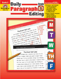 Daily Paragraph Editing: Grade 5 (Enhanced eBook)