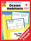Ocean Habitats (Enhanced eBook)