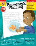 Paragraph Writing, Grades 2-4 (Enhanced eBook)