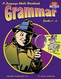 Grammar Grades 1-2  **Sale Price $4.87  - Regular Price $6.95  **