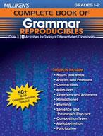 Milliken's Complete Book of Grammar Reproducibles: Grades 1,2
