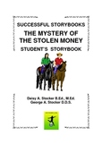 ESL STORYBOOK:  Mystery of the Stolen Money