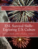 ESL for Beginners: Exploring US Culture