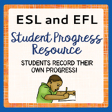 ESL or ELD Progress