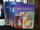 EXPLORING MATHEMATICS  SCOTT - FORESMAN  SET OF 4