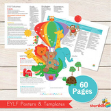 EYLF - Early Years Learning Framework Bundle