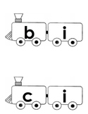 Early Blending Two Letter Sounds - Vowel -i
