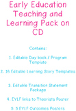 Early Education Pack on CD