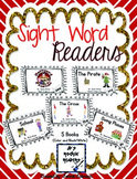 Early Sight Word Readers (I, see, a, my, the, and, go, to)