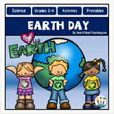 Earth Day Activity Pack for Grades 2-4
