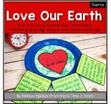Earth Day Craftivity {Love Our Earth FREEBIE}