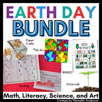 https://www.teacherspayteachers.com/Product/Earth-Day-641598